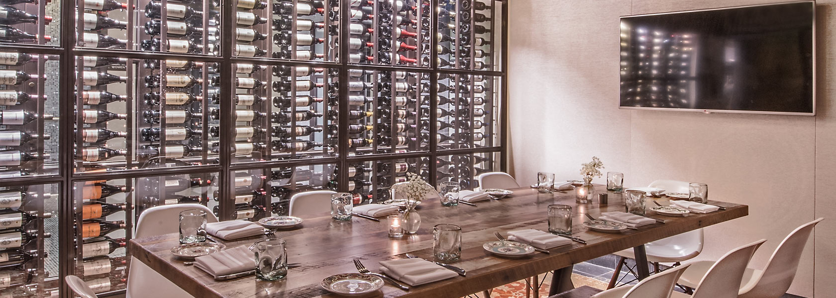 Private Dining - The Guild house